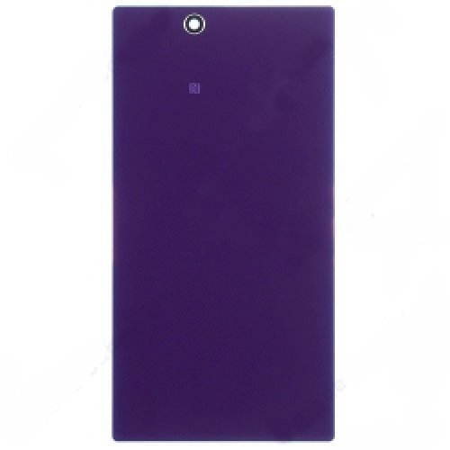 Battery Cover for Sony Xperia Z Ultra XL39h-Purple