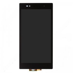 LCD Digitizer Assembly for Sony Xperia Z Ultra XL39h/C6802/C6806 Black
