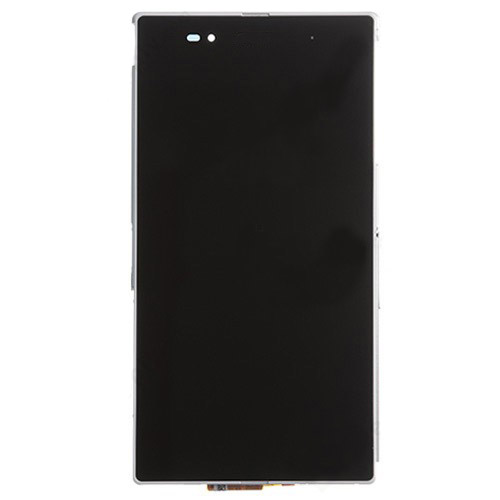 LCD Screen with Frame for Sony Xperia Z Ultra XL39...