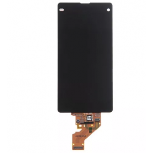 LCD Screen Display Assembly Touch Digitizer For Sony Xperia Z1 Copmact D5503 -Black