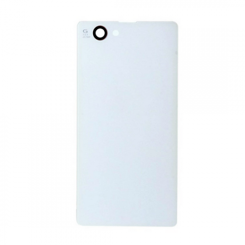 For Sony xperia z1 compact mini battery cover White
