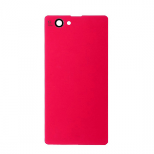 For Sony xperia z1 compact mini battery cover Pink