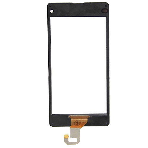 Digitizer Touch Screen for Xperia Z1 Mini/D5503 Black
