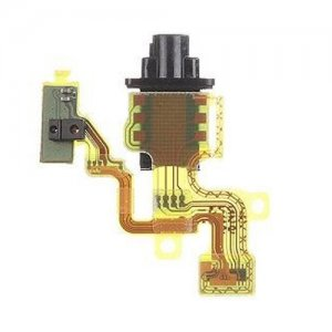 Earphone Jack Flex Cable for Sony Xperia Z1 Compact