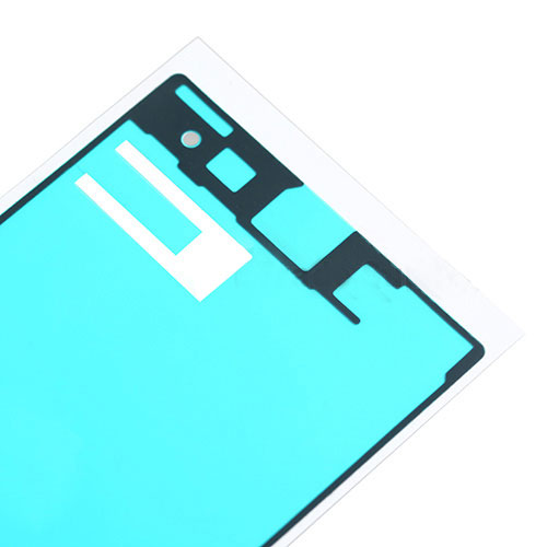 Front Panel Adhesive Sticker for Sony Xperia Z1