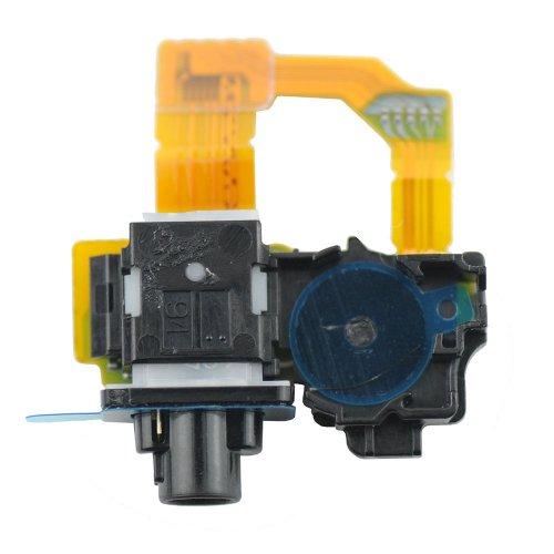 Headphone Jack Flex Cable for Xperia Z1 L39H Original