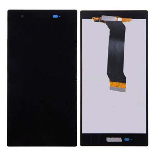 LCD with Digitizer Assembly for Sony Xperia Z1S L39T Black