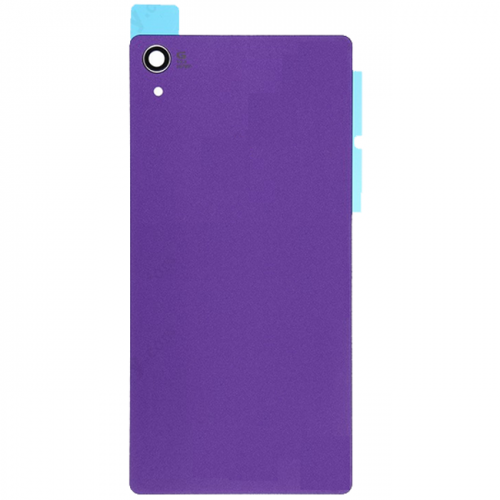 For Sony Xperia Z2 Battery Cover Purple