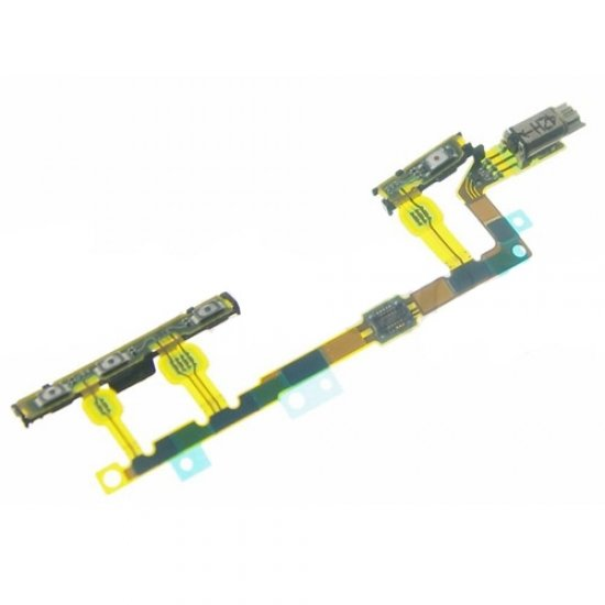 For Sony Xperia Z3 Compact Main Fex Power Volume Button Microphone Flex Cable
