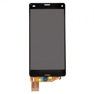 LCD with Digitizer Assembly for Xperia Z3 Mini Black High Copy