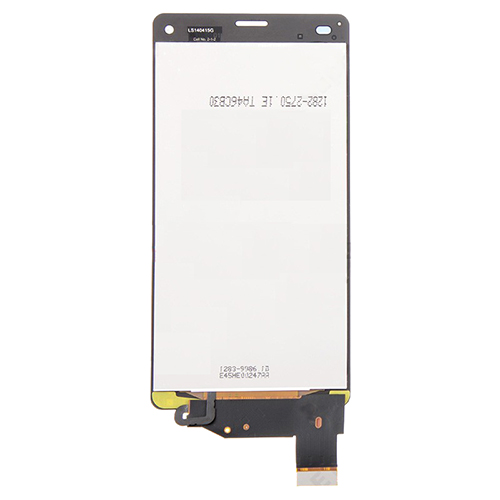 LCD with Digitizer Assembly for Xperia Z3 Mini Black OEM