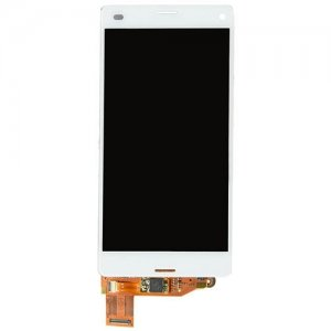 LCD with Digitizer Assembly for Xperia Z3 Mini White High Copy