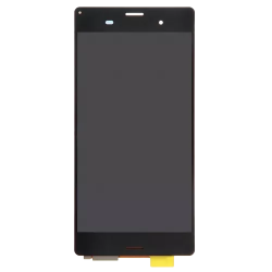 LCD with Digitizer Assembly for Xperia Z3 Black High Copy