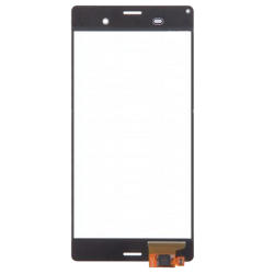 Digitizer Touch Screen for Xperia Z3 White