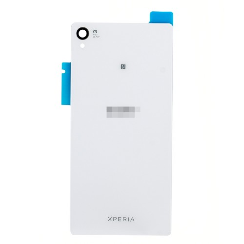 Battery Cover for Xperia Z3 White