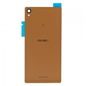Battery Cover for Xperia Z3 Gold