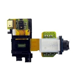 Earphone Jack Flex Cable for Sony Xperia Z3 Original