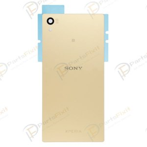 Battery Cover for Sony Xperia Z5 Gold