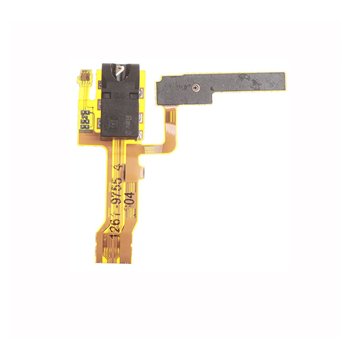 Earphone Jack Flex Cable for Sony Xperia ZL L35H