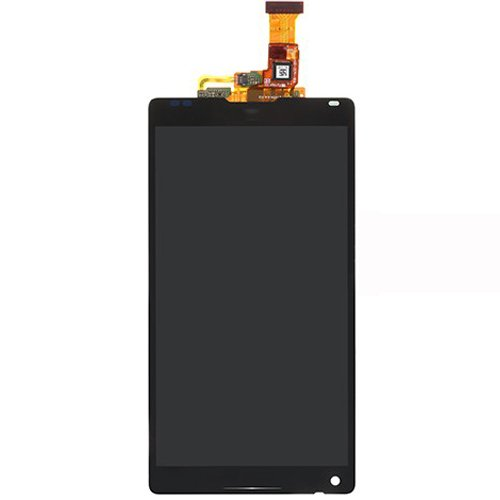 LCD with Digitizer Assembly  for Sony Xperia ZL L35H Black