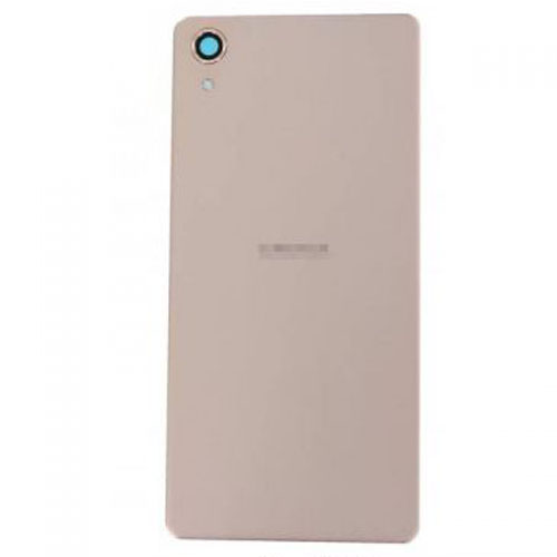 Battery cover for Sony Xperia  X Performance Rose ...