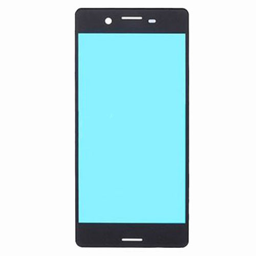 Front Glass Lens for Sony Xperia X Performance Bla...