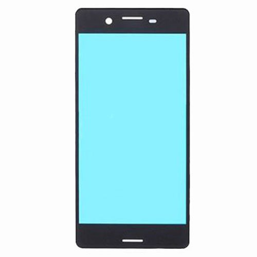 Front Glass Lens for Sony Xperia X Performance Black