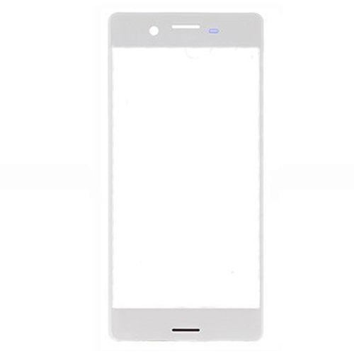 Front Glass Lens for Sony Xperia X Performance Whi...