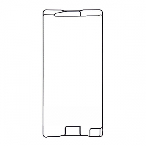 Front Housing Adhesive Sticker for Sony Xperia X P...