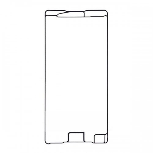 Front Housing Adhesive Sticker for Sony Xperia X Performance