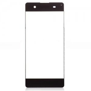 Front Glass Lens for Sony Xperia XA Black