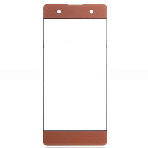 Front Glass Lens for Sony Xperia XA Rose Gold