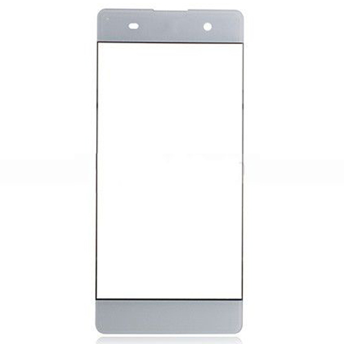 Front Glass Lens for Sony Xperia XA White