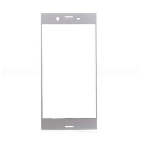 Front Glass Lens for Sony Xperia XZ White