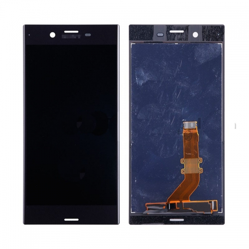 LCD with Digitizer Assembly for Sony Xperia XZ Bla...