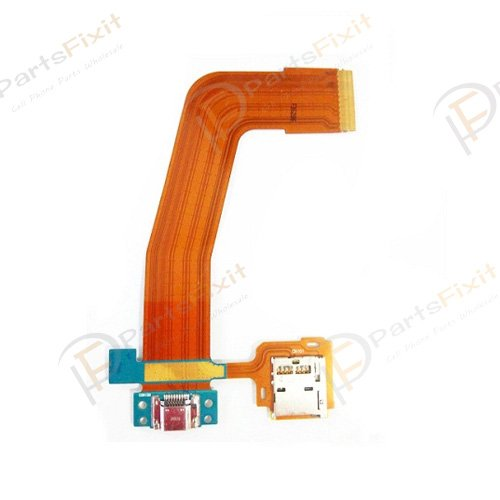 For Samsung Galaxy Tab S 10.5 Charging Port Flex with Sim Reader