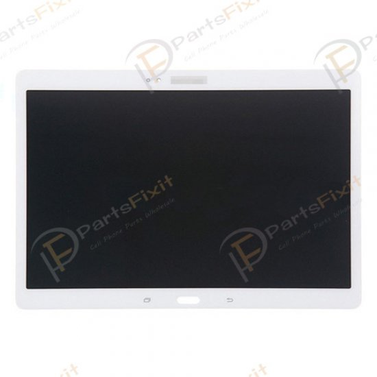 For Samsung Galaxy Tab S 10.5 T800 T805 LCD with Digitizer Assembly White