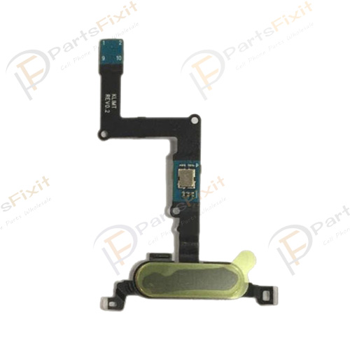 For Samsung Galaxy Tab S 8.4 Home Button with Flex...