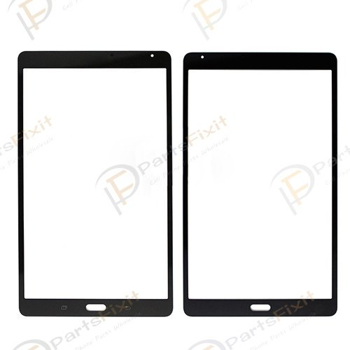 For Samsung Galaxy Tab S 8.4 T700 Front Glass Lens WiFi Black