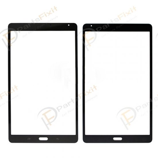 For Samsung Galaxy Tab S 8.4 T705 Front Glass Lens 3G Black