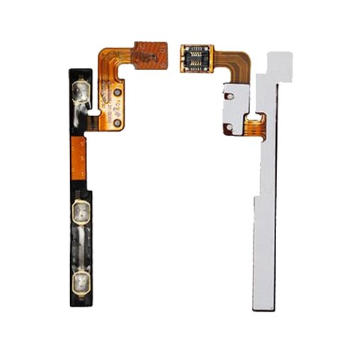 For Samsung Galaxy Tab 2 7.0 P3100 Side Button Flex Cable