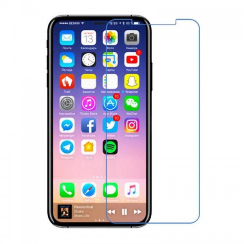 For iPhone Series Tempered glass Generic with packaging