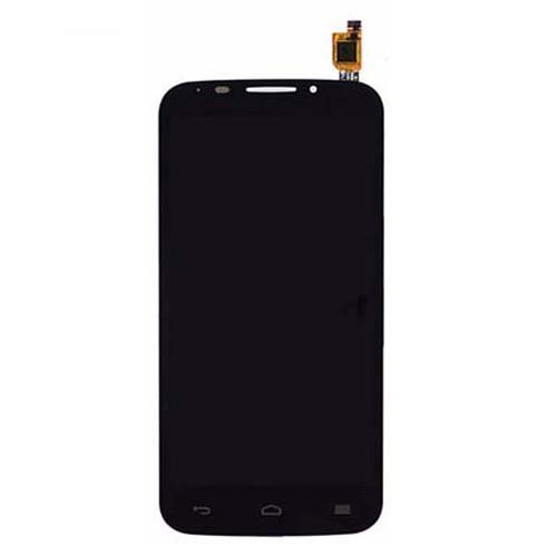 LCD with Digitizer for Vodafone Smart 4 Power 985N Black