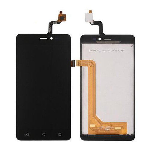 Screen Replacement for Wiko Freddy Black