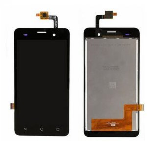 Screen Replacement for Wiko Jerry Black