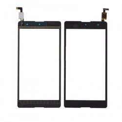 Touch Screen for Wiko Robby Black