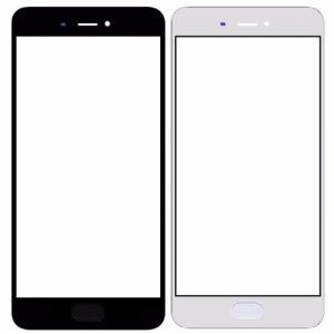 Front Glass Lens for Xiaomi Mi 5S Plus White