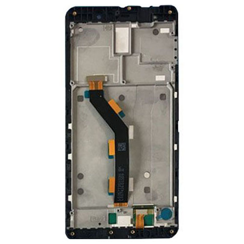LCD Screen With Frame for Xiaomi Mi 5S Plus Black