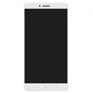 LCD Screen With Frame for Xiaomi Max White