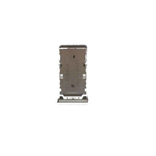 SIM Card Tray for Xiaomi Max Silver
